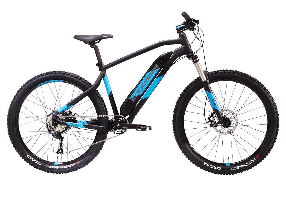 La bici eléctrica de Decathlon de menos de 1200 euros