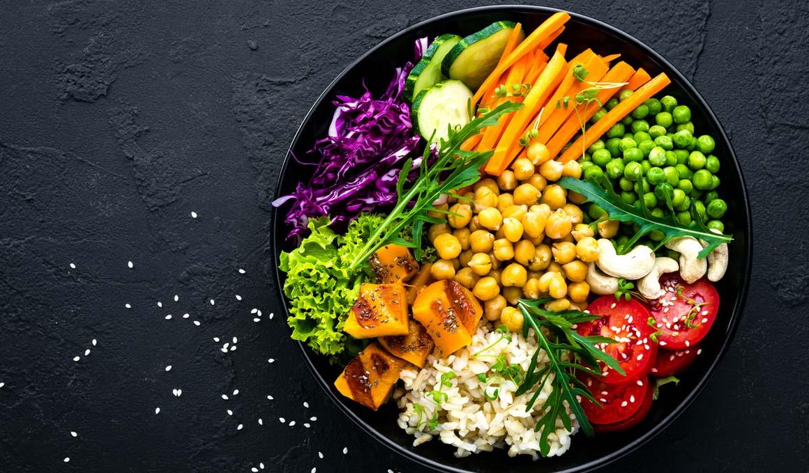 Los mitos vegetarianos con las proteínas y otros nutrientes