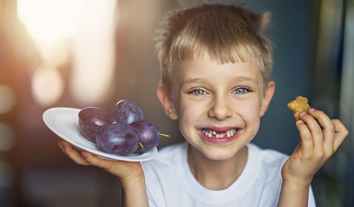 Ciruelas, la fruta del verano que te ayuda a adelgazar