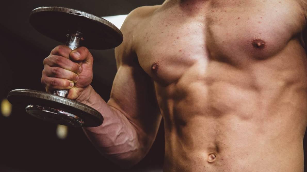 Ir al fallo muscular para ganar músculo