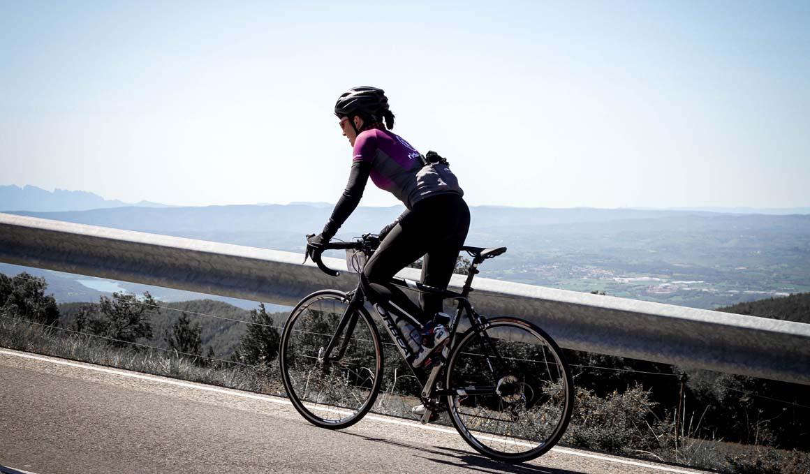 Objetivo: cruzar los Alpes en mountain bike para luchar contra la leucemia