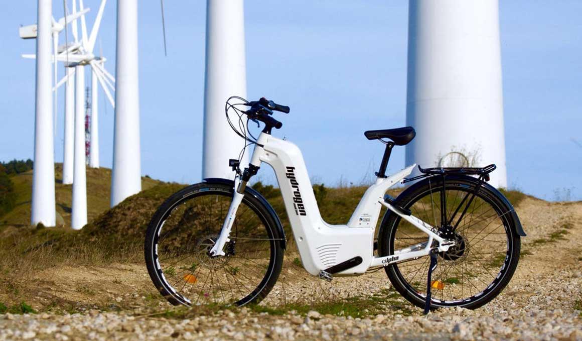 La e-bike que se carga al 100% en 2 minutos