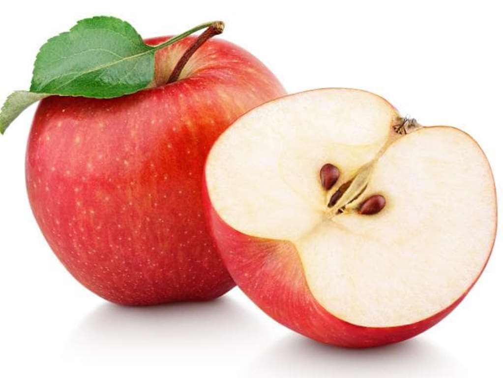 Si quieres adelgazar, toma una manzana antes de comer