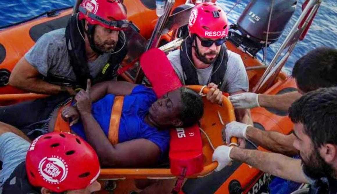 """""""Los migrantes no vienen a Europa para hacer turismo ni para quitarle el trabajo a nadie"""""""