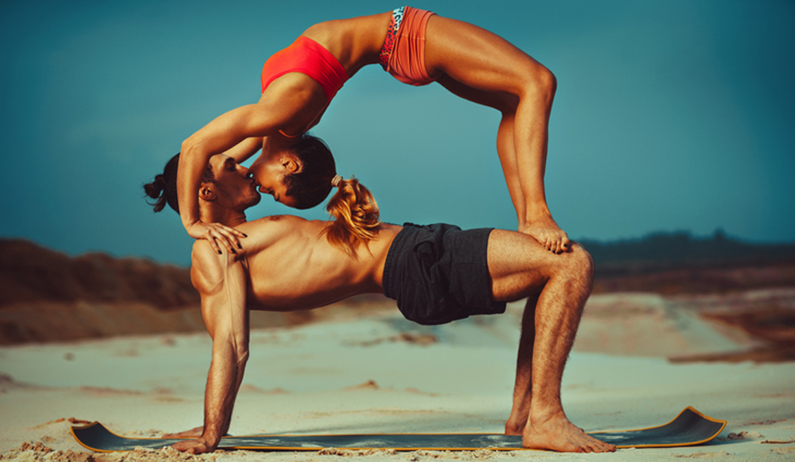 5 posturas de yoga para mejorar tu vida sexual