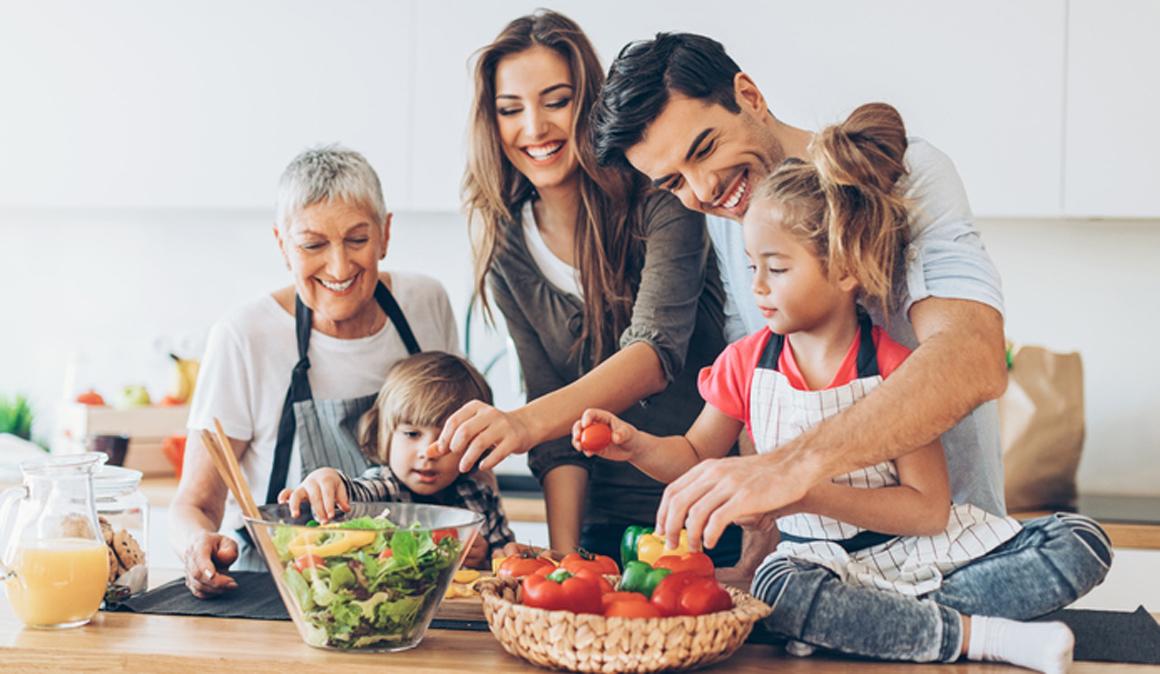 Cuida tu corazón comiendo más alimentos vegetales