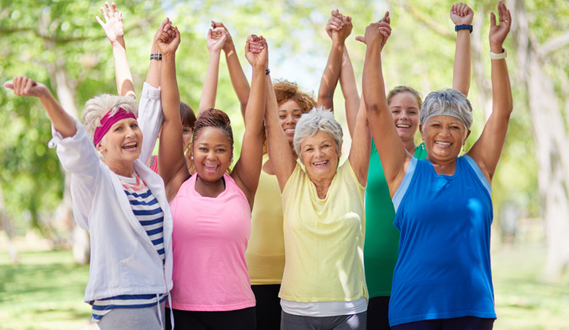 Moverse, el secreto antienvejecimiento