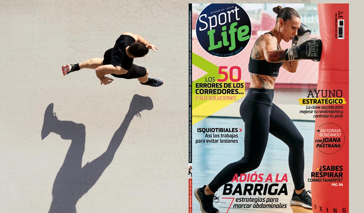 ¡Retoma la actividad física con la revista Sport Life de septiembre!