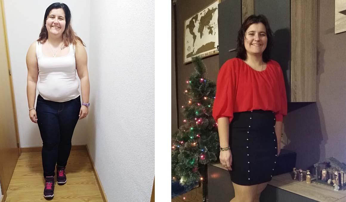 Club pérdida de peso, Elsa Delgado Montero, 15 kg menos para ganar salud