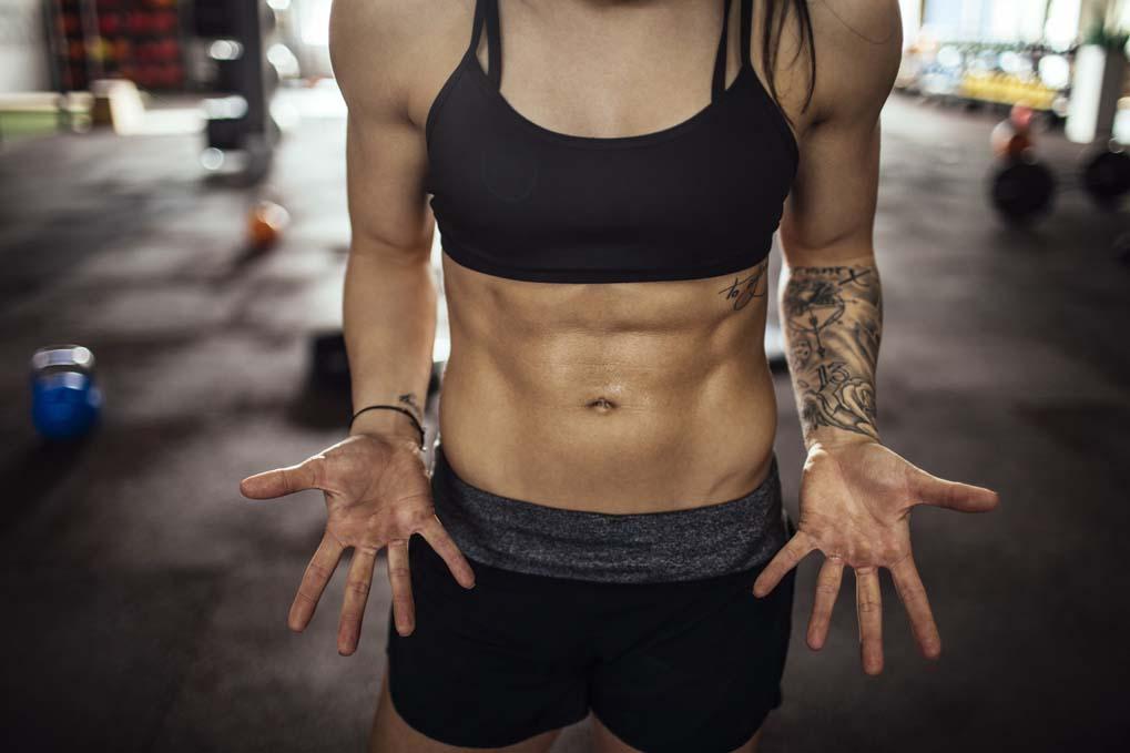 7 razones por las que no marcas abdomen