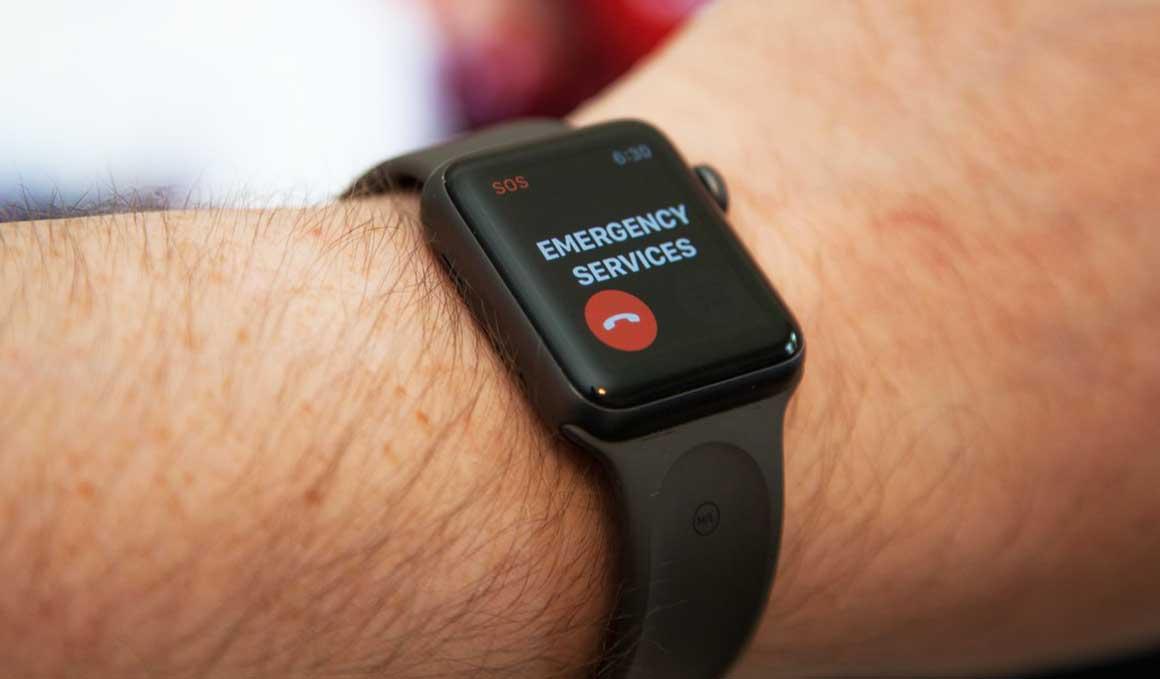 Aviso automático al 112 del Apple Watch: caso real