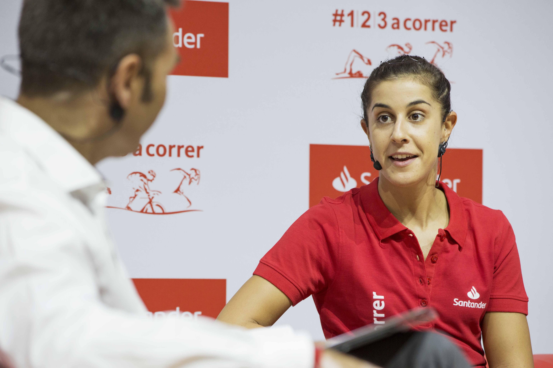 Carolina Marín regresa más fuerte tras su lesión