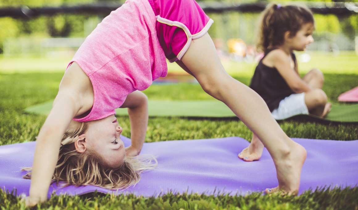 Yoga para niños, ¡la vuelta al cole que necesitan!