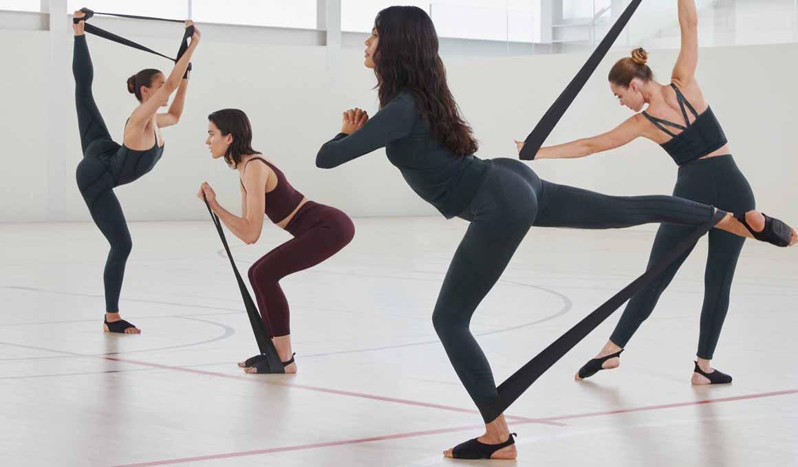 Así es la nueva colección de Oysho_Sport para yoga y Pilates