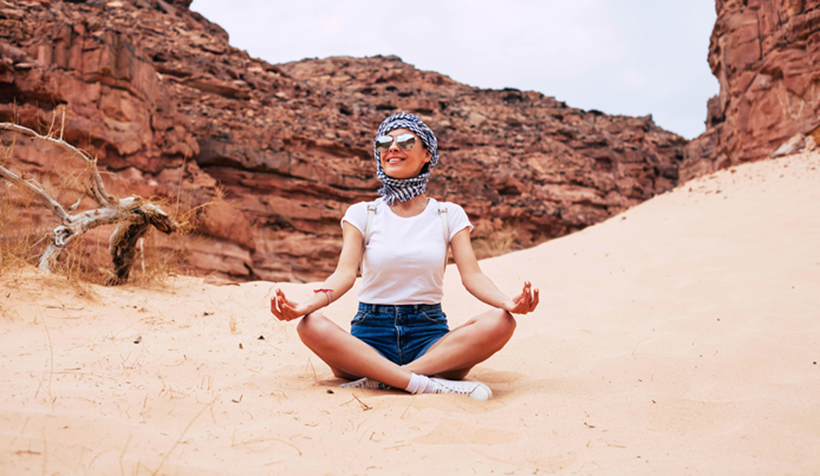 Aimraa, un encuentro para mujeres en Marruecos con Yoga, meditación, gongs...