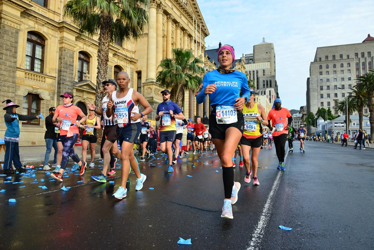 ¡Reto Sport Life by Herbalife superado! Noemí de Miguel ya es maratoniana