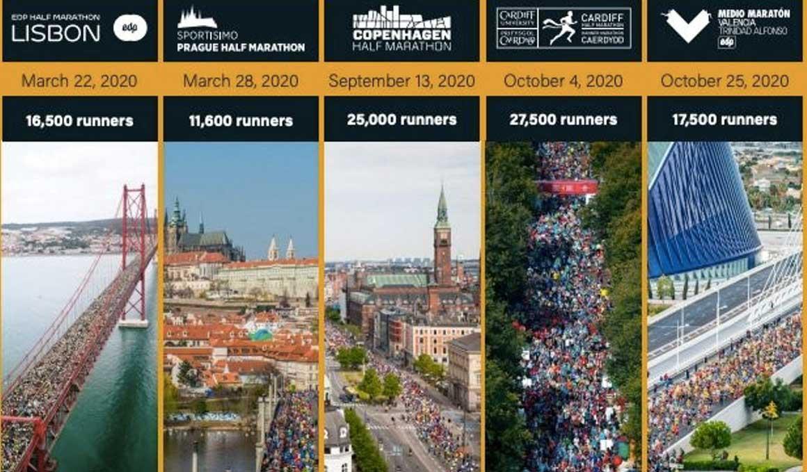 SuperHalfs, un nuevo sueño para los corredores populares