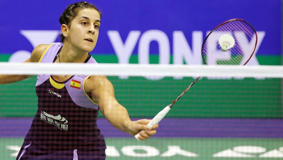 Carolina Marín gana el Abierto de China