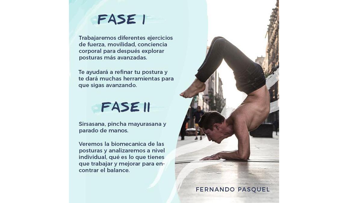 Taller de Invertidas con Fernando Pasquel