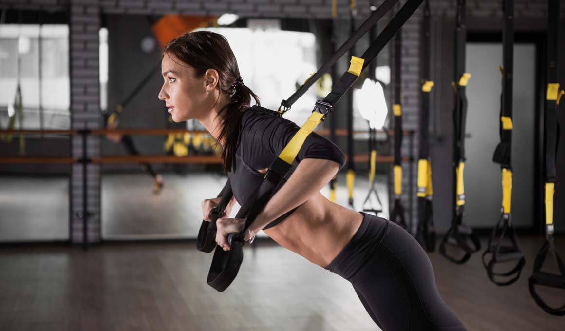 Entrenamiento de fuerza para deportistas