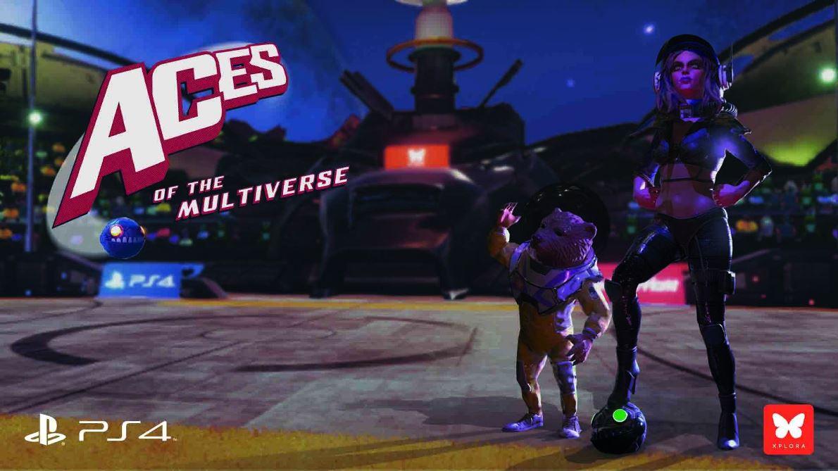 El primer videojuego para PS4™ que anima a los niños a realizar actividad física en el exterior