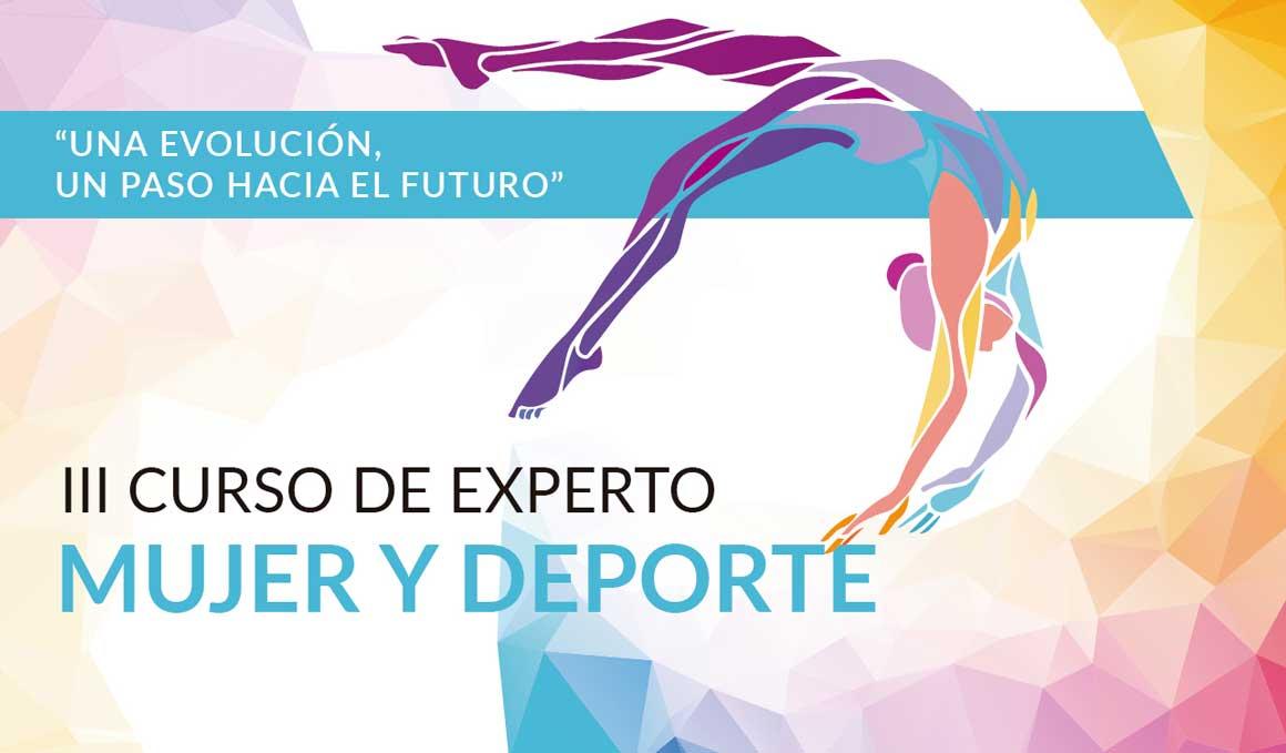 III Curso de Experto en Mujer y Deporte