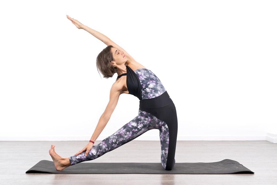 Yoga para la indigestión