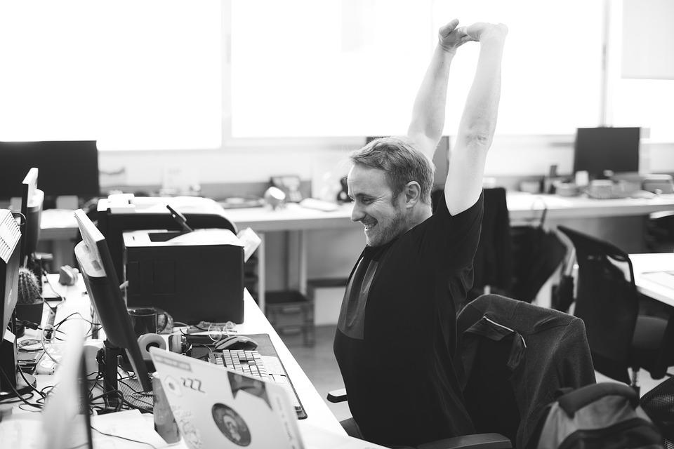 Cuida tu espalda en la oficina