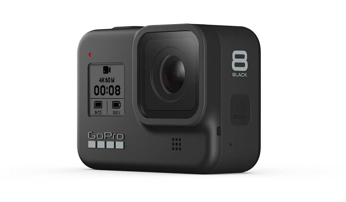 Llega la GoPro Hero8 Black y la nueva Max