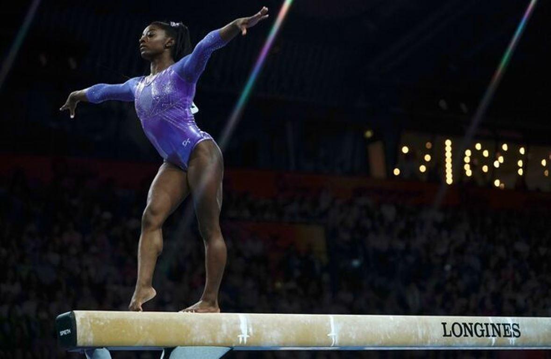 La mejor gimnasta de todos los tiempos