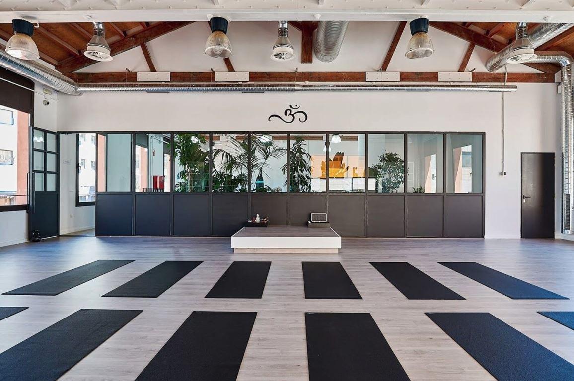 Yoga One aterriza en Madrid