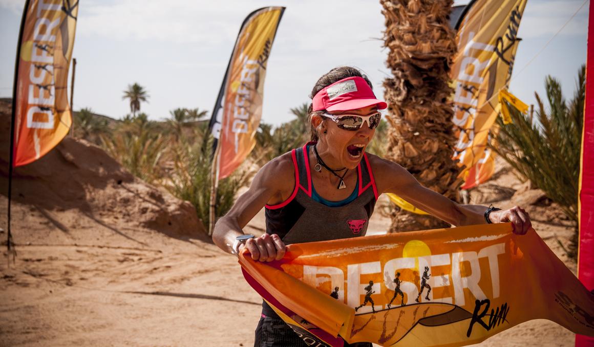 Anna Comet y Alejandro Rosario ganan la Desert Run 2019