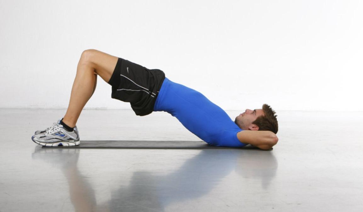¿Hay que trabajar lumbares cada vez que haces abdominales?