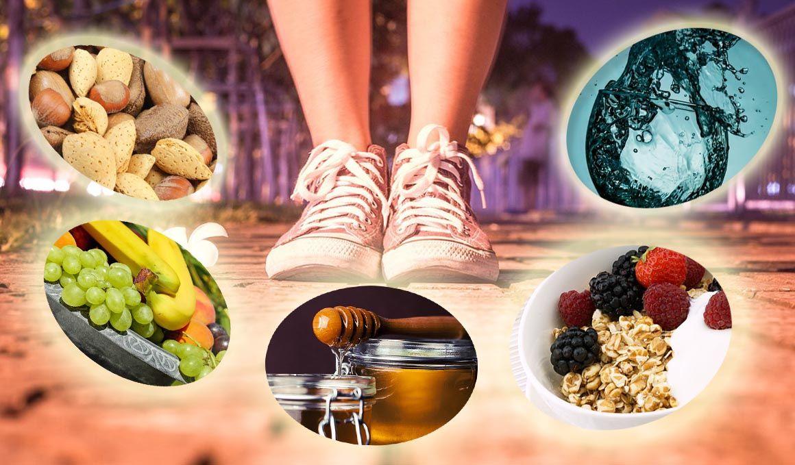 Los 6 alimentos para ganar resistencia