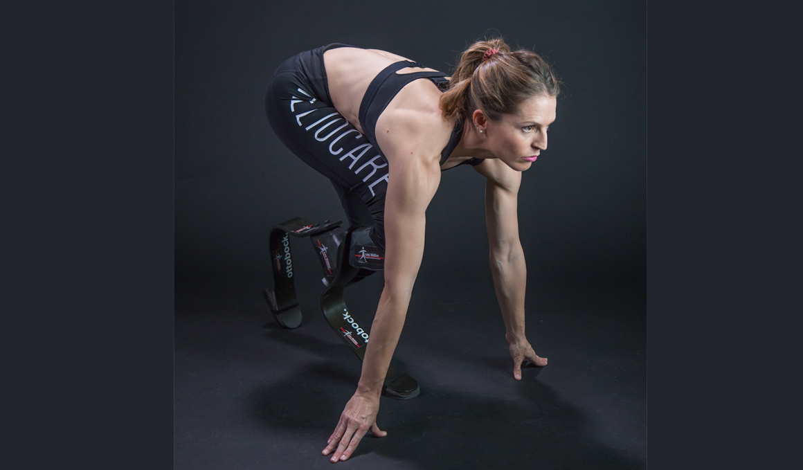Entrevista a Sara Andrés, récord del mundo en atletismo adaptado