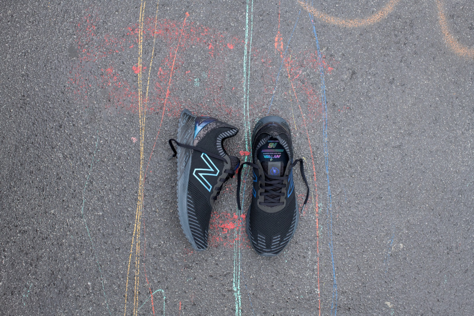 Las zapatillas de New Balance edición especial Maratón de Nueva York