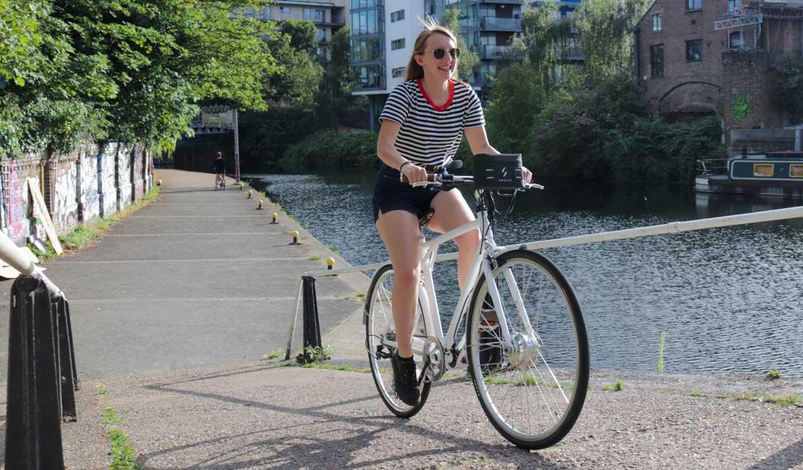 El kit más ligero del mundo para electrificar tu bici
