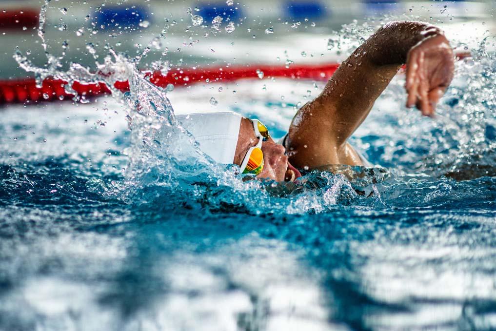 Nadador, el entrenamiento de fuerza que necesitas