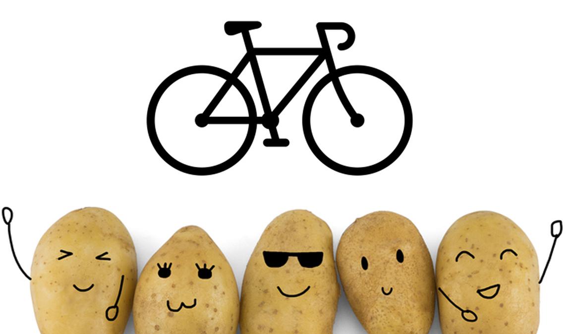 Patatas, tan efectivas como los geles de carbohidratos para deportistas
