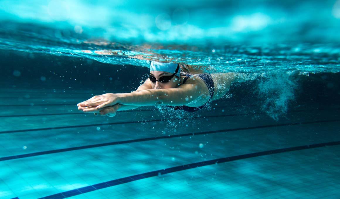 nutricion para ninos nadadores