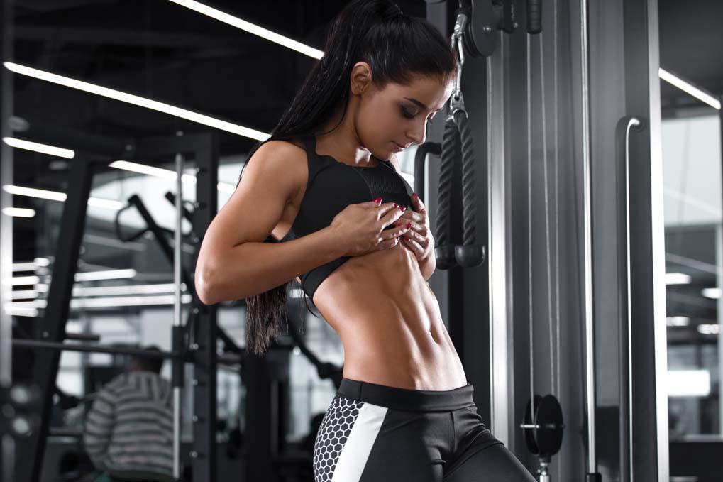 5 ejercicios de fuerza para quemar más grasa