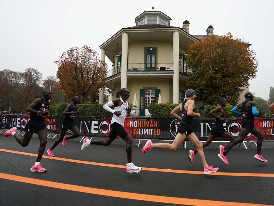 """Un maratón en 1 hora 59' 40"""", así se gestó el experimento científico de Eliud Kipchoge"""