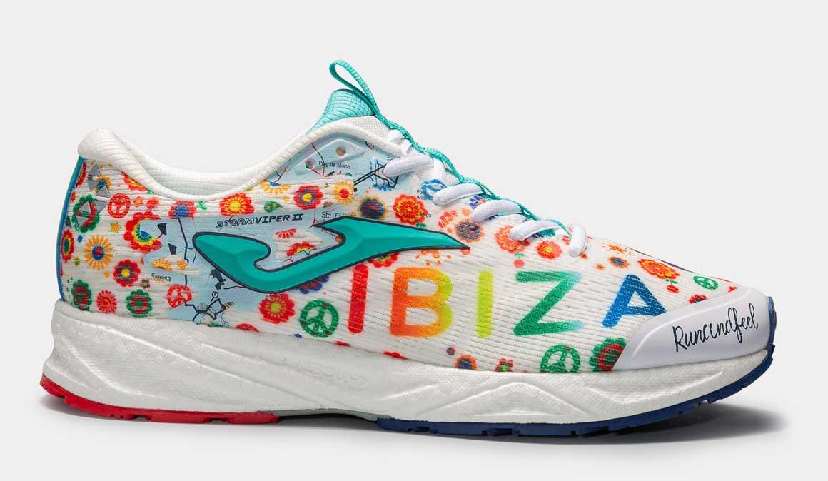 Las Joma del maratón de Ibiza