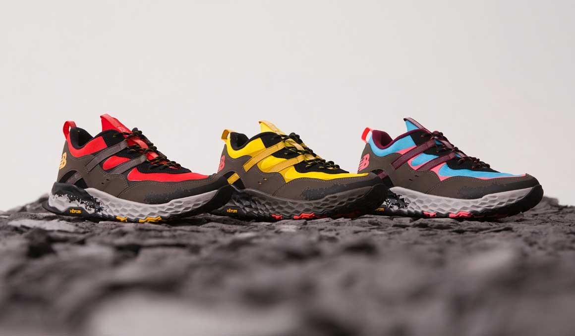 La nueva gama de New Balance para Trail Running