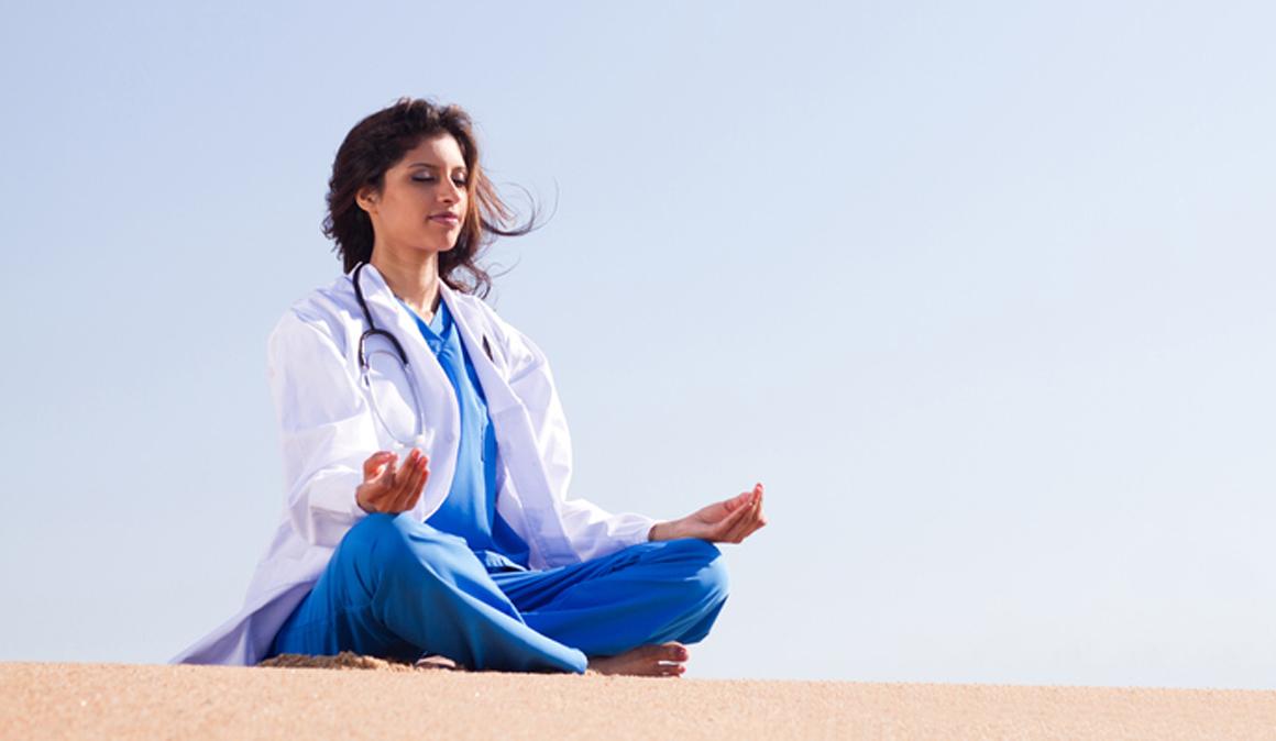 ¿Puedo hacer yoga si tengo alguna enfermedad?