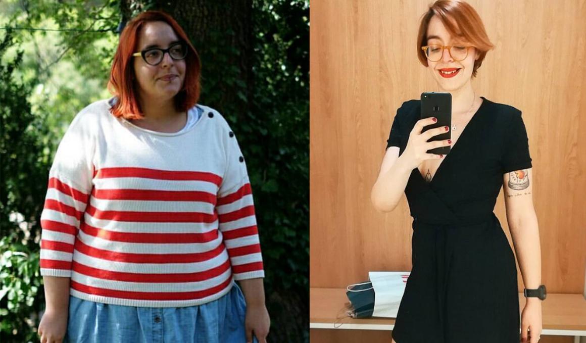 Club pérdida de peso, Mai Oltra, 51 kg menos y un libro con ese título