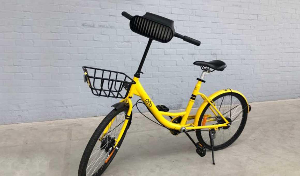 La bici que purifica el aire que respiras