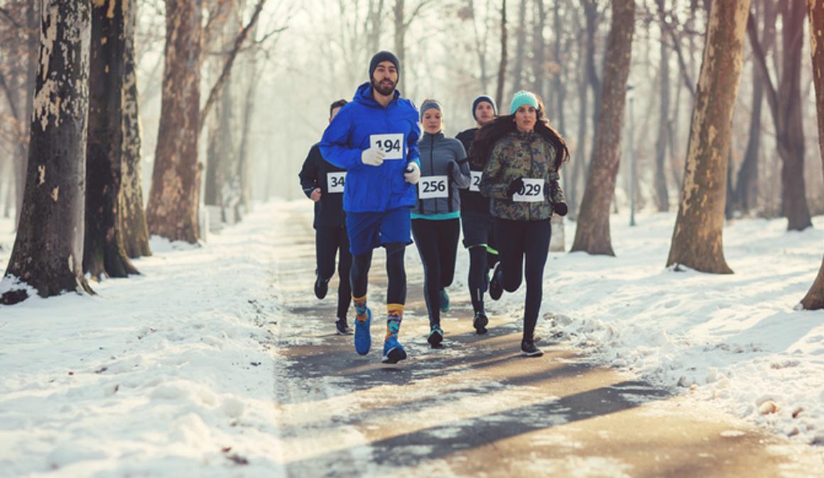 Si vas a correr un maratón, empieza a tomar probióticos un mes antes para protegerte de las infecciones respiratorias