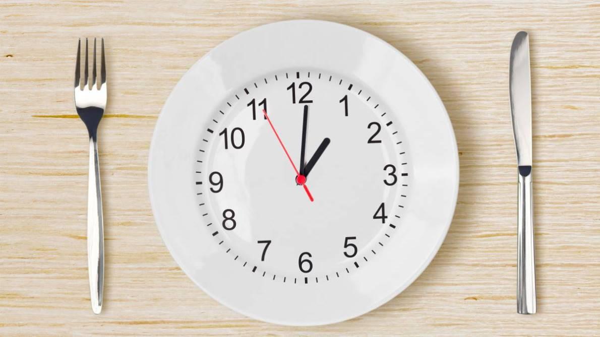 La dieta del guerrero: el ayuno de 20 horas