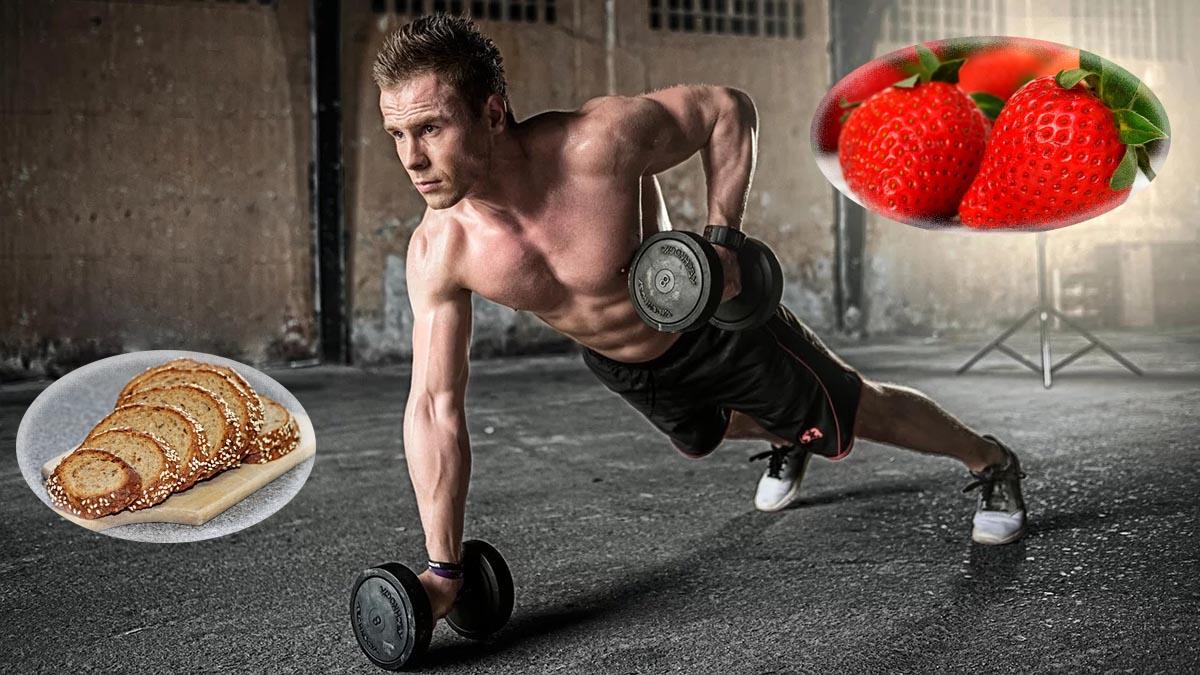 ¿Qué comer antes y después de los entrenamientos si tu objetivo es definir?